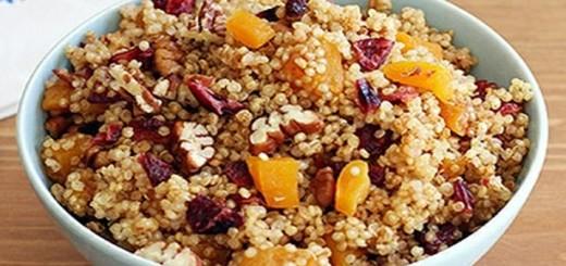merlik orechy a ovoce