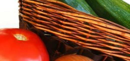 zeleninovy kosik